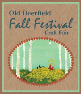 Old deerfield craft fairs fall for Old deerfield craft fair 2017