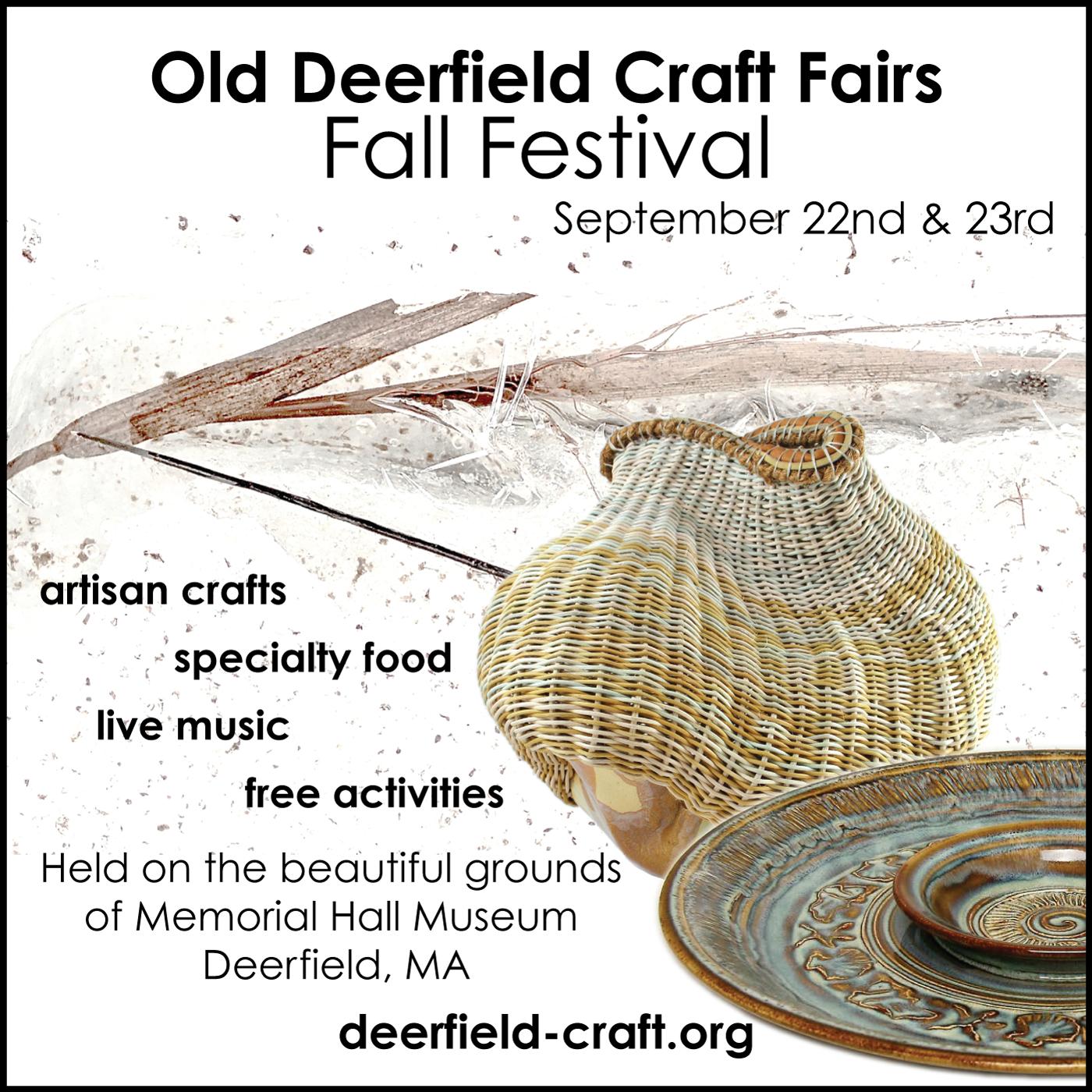 Deerfield Craft Fair Fall